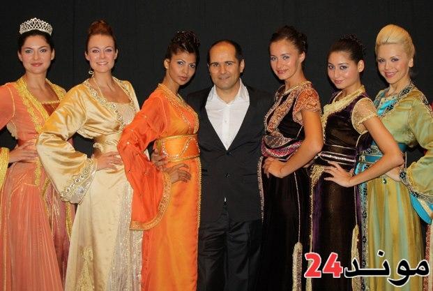 قفطان المغرب، عرض أزياء القفطان المغربي في باريس