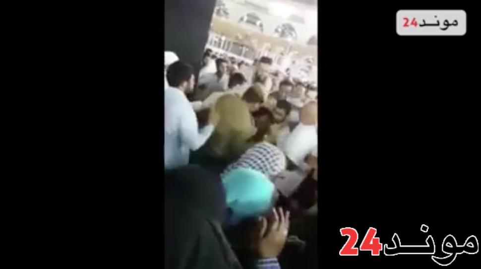 القبض على مواطن سعودي كان ينوي الانتحار امام الكعبة المشرفة