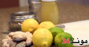 عشرة مشروبات طبيعية تقضي على سموم الجسم