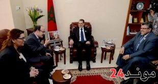 تصريح العماري لوسائل بعد لقاء العثماني: لن نغادر صفوف المعارضة