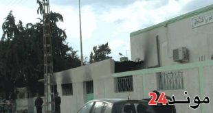 الجزائر: مختل عقلي يحرق عشرات المصلين في مسجد