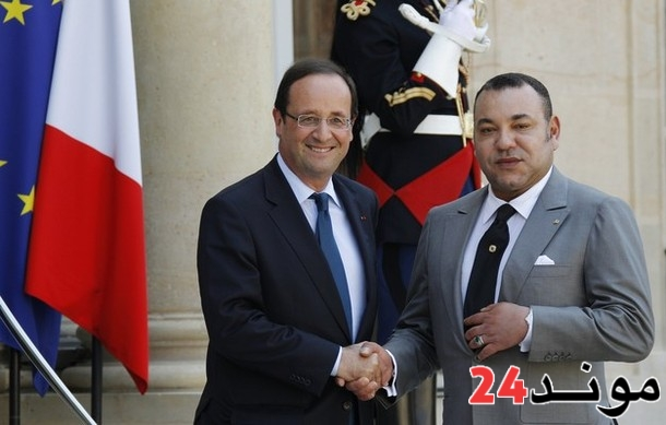 فيديو: الاستقبال الذي خصه الرئيس الفرنسي للملك محمد السادس بقصر الإيليزيه
