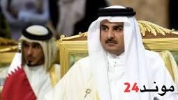 دعوات أمريكية لمعاقبة قطر بعد التغريدات التي نشرتها القنوات الفضائية عن امير قطر
