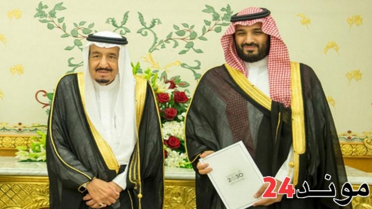الملك سلمان وولي عهده يهنئان ملك المغرب بذكرى عيد العرش