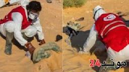 السلطات الليبية تعثر على جثث 48 مصريا في الصحراء