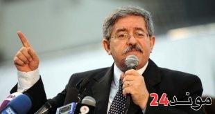 الجزائر:  تعيين أحمد أويحيى رئيسا للوزراء خلفا لتبون المقال