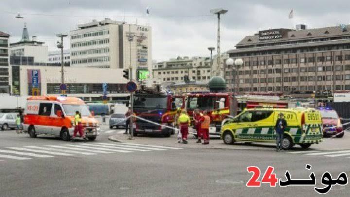 الشرطة الفنلندية: المشتبه به الرئيسي في اعتداء توركو هو مغربي وعمره 18 عاما