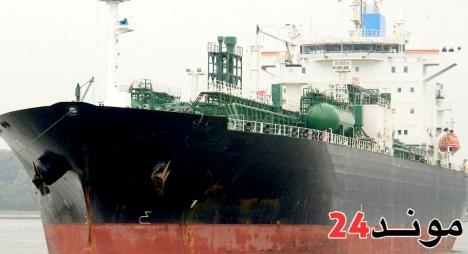 مجموعة المكتب الشريف للفوسفاط تتسلم سفينة جديدة لنقل الأمونياك