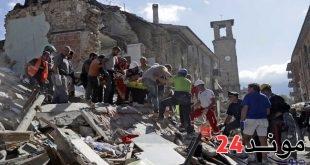 حصيلة: أكثر من 320 قتيلا إثر زلزال ضرب الحدود بين العراق وإيران