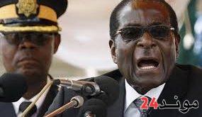 ضربة موجعة للبوليساريو : أنباء عن انقلاب وإمهال رئيس زيمبابوي 24 ساعة لإخلاء منصبه