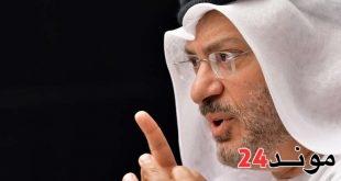 وزير الدولة للشؤون الخارجية الإماراتي: سنرد رسميا على قطر
