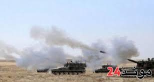 فرنسا تطالب تركيا بوقف عملياتها العسكرية في منطقة عفرين