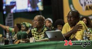 جنوب افريقيا: الرئيس جاكوب زوما يعلن استقالته بشكل فوري