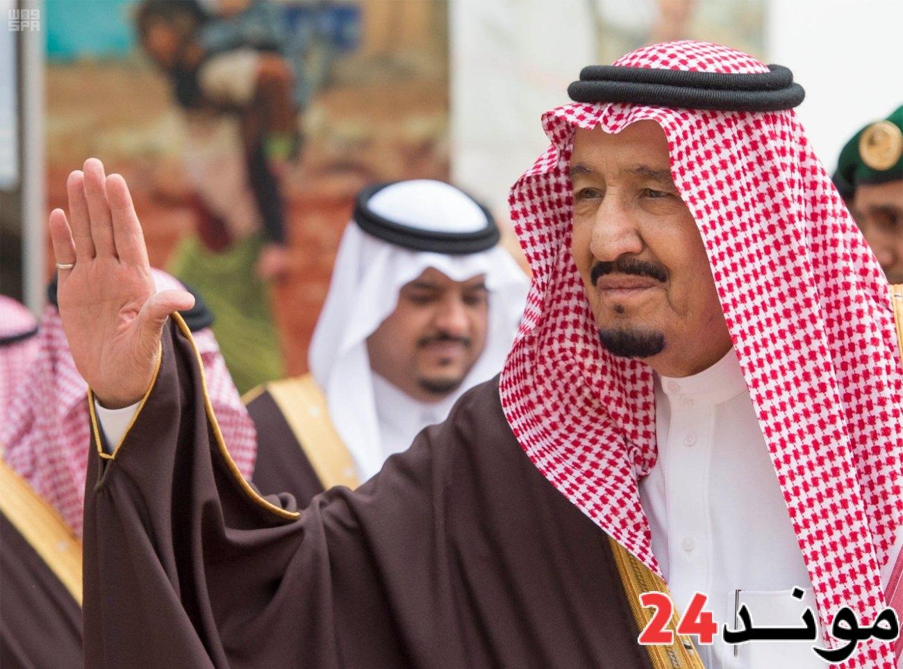 """الملك سلمان بن عبد العزيز يفتتح رسميًا فعاليات """"منتدى الرياض الدولي الإنساني الأول"""" ويدشن """"المنصة السعودية للمساعدات"""""""