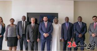 """""""بيت الوساطة"""" تستضيف فريق التطوير المؤسسي بـ """"البورصة الإقليمية للأوراق المالية لغرب أفريقيا"""""""