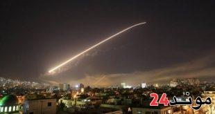 سوريا: ردة على القصف الكيماوي توحيه ضربات عسكرية أمريكية بريطانية فرنسية تستهدف مواقع