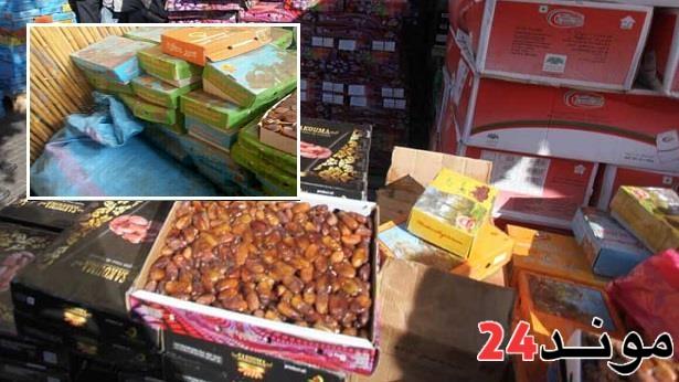 المكتب الوطني للسلامة الصحية: حجز وإتلاف 125 طنا من المواد الغذائية غير الصالحة للاستهلاك خلال 20 يوما من رمضان