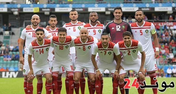رسميا المغرب يتعرف على خصومه في اقصائيات كأس العالم بقطر