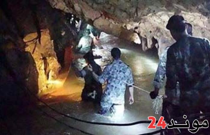 قريبًا: عملية إنقاذ الأطفال في الكهف التايلندي تتحول إلى فيلم سينمائي
