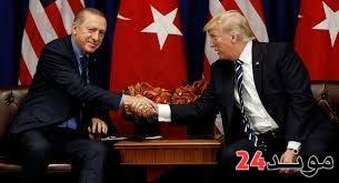 اردوغان يطالب تجميد أصول وموجودات وزيري العدل والداخلية الأميركيين في تركيا ردا على نفس التصرف الامريكي