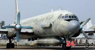اختفاء طائرة عسكرية روسية… وموسكو تحمل إسرائيل المسؤولة عن تحطمها في سوريا