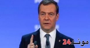 روسيا:  رئيس الوزراء يقرر فرض عقوبات اقتصادية على أوكرانيا