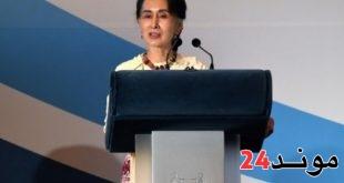 العفو الدولية تسحب جائزة من أونغ سان سو تشي وتثير الغضب في بورما