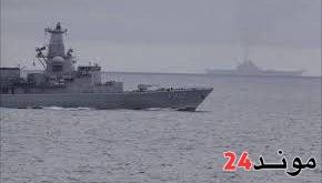 بريطانيا تطرد سفينة إسبانية من جبل طارق