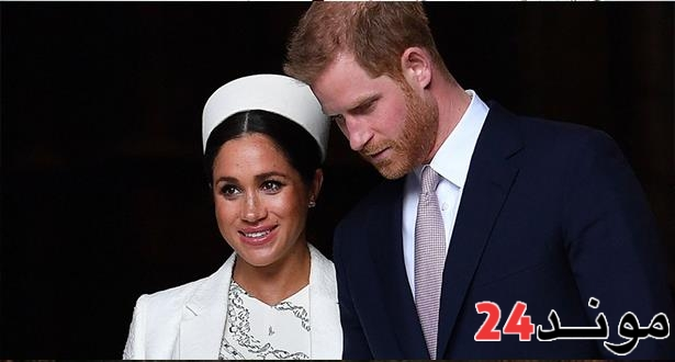 الأمير هاري وزوجته ميغان ماركل يرزقان بمولودهما الأول