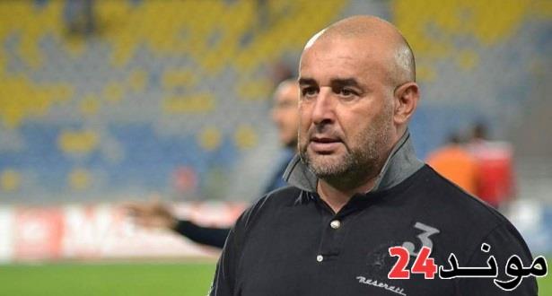 عبد الحق بنشيخة يعود للتدريب في البطولة عبر هذا الفريق