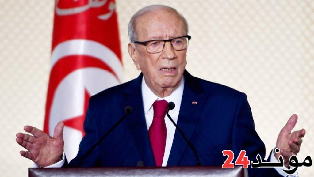 تونس: وفاة الرئيس الباجي قايد السبسي في المستشفى العسكري