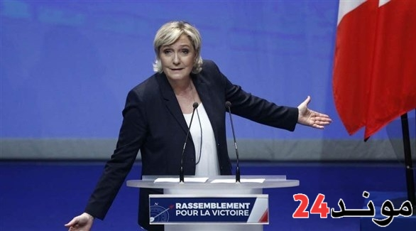 """فرنسا: إحالة زعيمة اليمين المتطرف إلى المحكمة الجنائية بسبب نشرها صور ضحايا أعدمهم تنظيم """"داعش"""""""