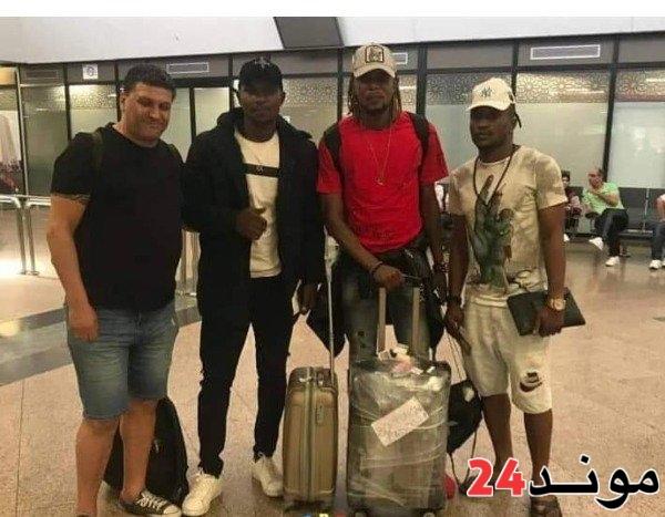 اربعة لاعبين من نادي فيتا كلوب الكونغولي يهربون الى المغرب والنادي يحذر الاندية المغربية