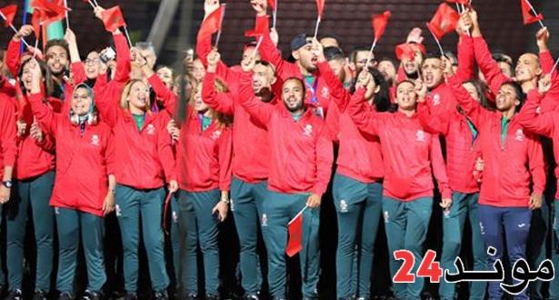 الألعاب الإفريقية: تراجع المغرب إلى المركز 4