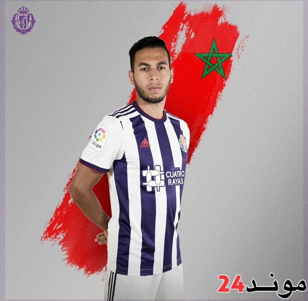 مدرب المنتخب المغربي يوجه دعوة للاعب جديد للالتحاق بالاسود