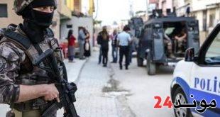 تركيا: إحباط مخطط إرهابي كان يستهدف مدينة إسطنبول ردا على مقتل البغدادي