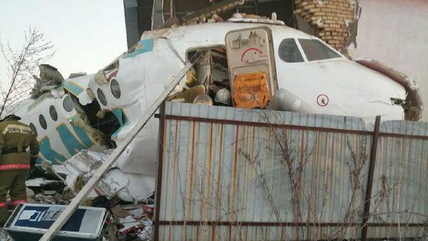 ايران تعترف  باسقاط الطائرة الاوكرانية بواسطة صاروخان
