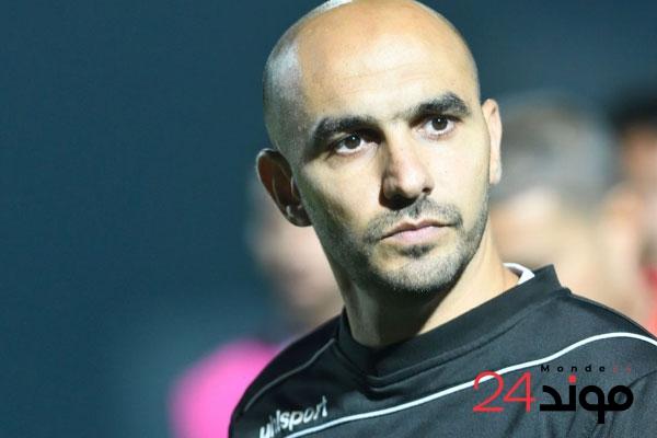 رسميا… المدرب وليد الركراكي الى قطر لتدريب فريق الدحيل