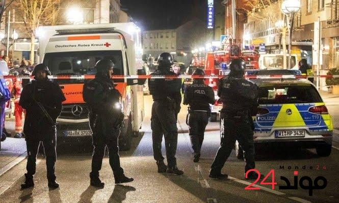 """ألمانيا: السلطات تعلن دافع مرتكب """"مجزرة ولاية هسه"""""""
