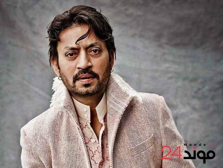 بعد صراع طويل مع مرض السرطان وفاة الممثل الهندي عرفان خان