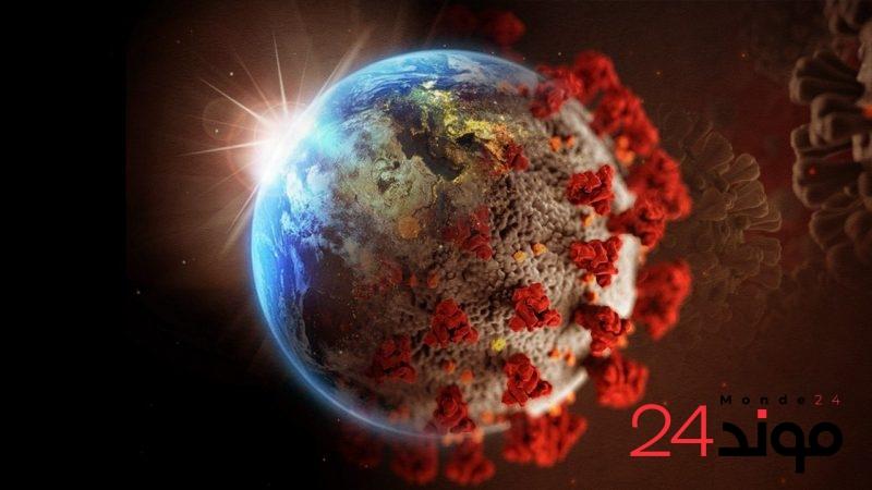 كوفيد19: 24 مليون اصابة بالمرض في العالم لحدود الساعة