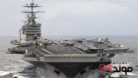 سقوط مقاتلة الامريكية من نوع F16 و مصرع قائدها