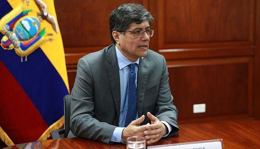 الإكوادور: وزير الخارجية يعلن عن استقالته من منصبه