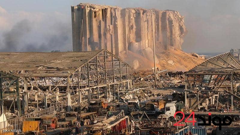 لبنان: وزارة الصحة تعلن عن اخر حصيلة للانفجار الرهيب