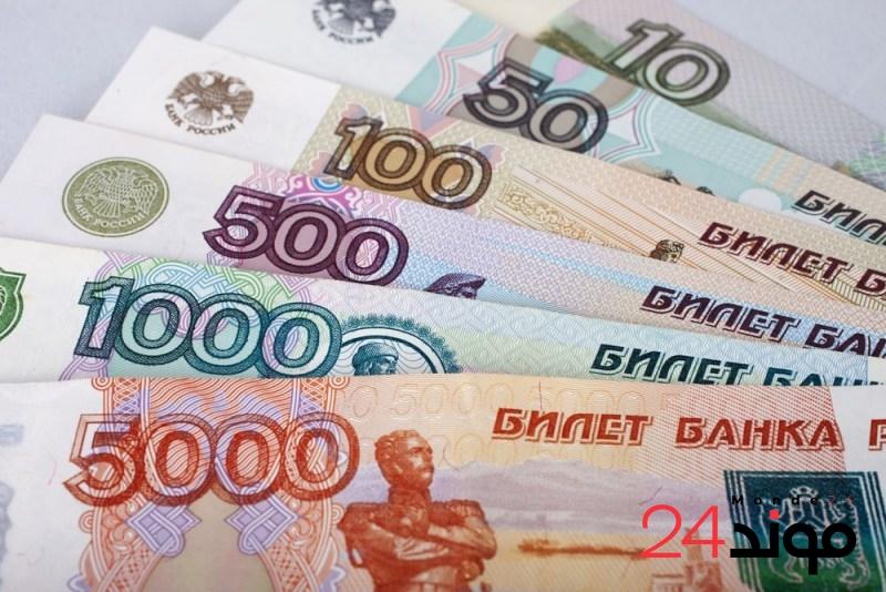 بعد الإعلان عن أول لقاح ضد كورونا.. العملة الروسية ترتفع أمام الدولار واليورو