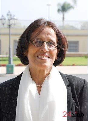 المغرب: وزيرة الثقافة السابقة والفنانة ثريا جبران في ذمة الله