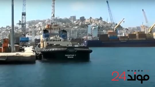 بعد التطبيع… انشاء خط شحن بحري مباشر يربط بين دبي وإيلات