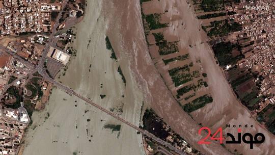 السودان: ارتفاع حصيلة ضحايا الفيضانات مع انحصار منسوب المياه