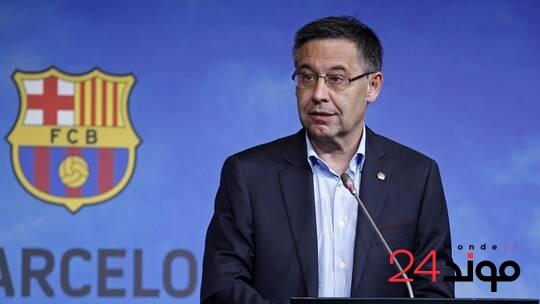 رسميا برشلونة يعلن البدء بالإجراءات القانونية لسحب الثقة من بارتوميو  بعد تسلمه لائحة توقيعات