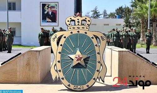المغرب: قيادة الجيش … معبر الكركرات أصبح الآن مؤمنا بشكل كامل -بلاغ-